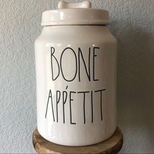 Rae Dunn Bone Appetite Canister